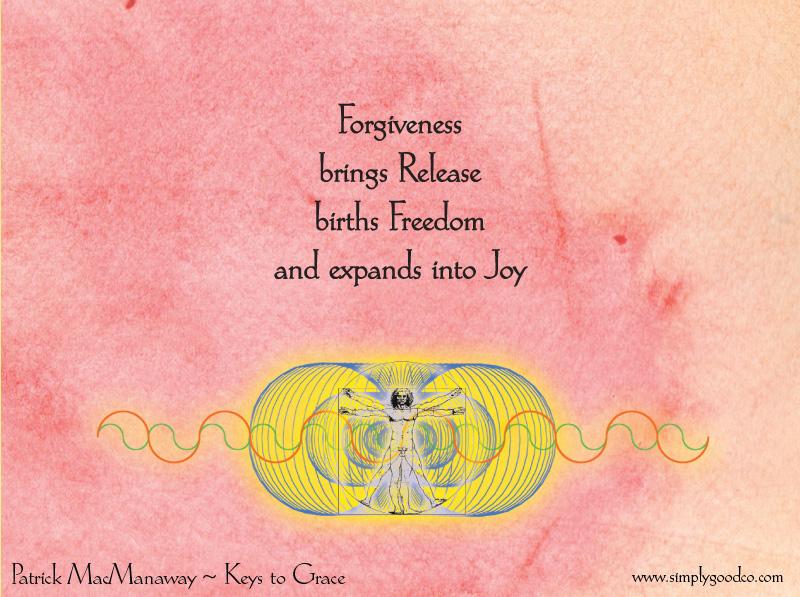 Forgiveness brings release
