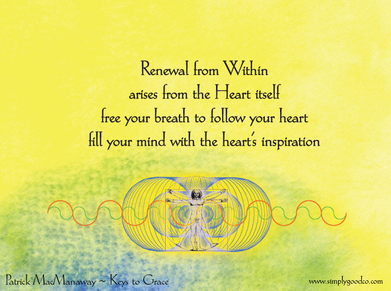 Renewal from within